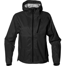 Isbjörn Junior Light Weight Rain Jacket Unisex Black